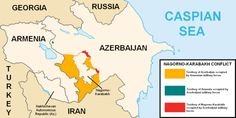 Put These Not-Yet-Countries on Your Travel Radar: Nagorno-Karabakh