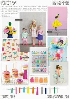 Spring/Summer 2016 - Younger Girls Fashion - Perfect Pop Trend | Emily Kiddy | Bloglovin'