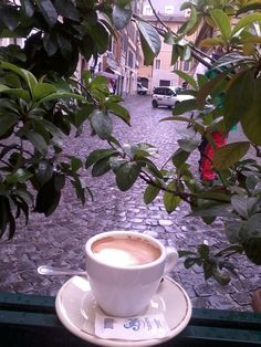 coffee and Rome