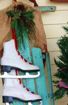 Steadmans' Corner: Christmas on The Porch