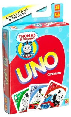 UNO My First Uno Card Game – Thomas & Friends « Delay Gifts