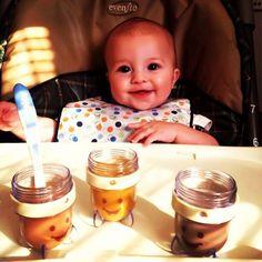 Cute Baby of the Day! #babybullet #babyfood #cutebabyoftheday