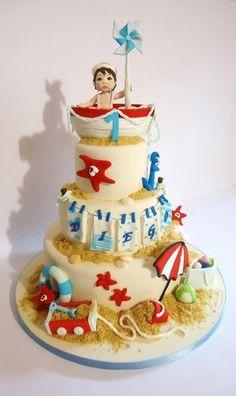 little sailorman cake
