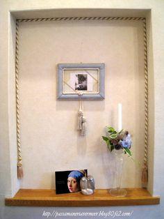 2010年7月・・・    「Chez Mimosa シェ ミモザ」     ~Tassel&Fringe&Soft furnishingのある暮らし~     フランスやイタリアのタッセル・フリンジ・ファブリック・小家具などのソフトファニッシングで、暮らしを彩りましょう       http://passamaneriavermeer.blog80.fc2.com/