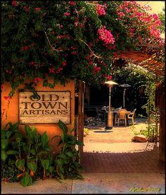 Old Town Artisans - Tucson, AZ