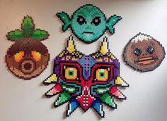 Legend of Zelda hama beads by patsehx