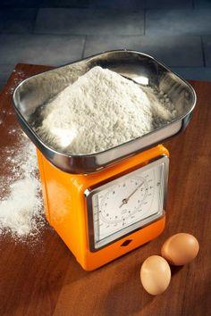 Kuchyňská váha s hodinami, Wesco