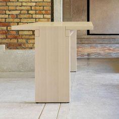 Scrivania Valmarana - design Carlo Scarpa - Simon by Cassina