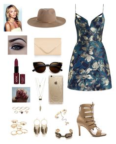 """Untitled #192"" by warrior98 ❤ liked on Polyvore featuring Zimmermann, Accessorize, ZeroUV, Rifle Paper Co, Charlotte Russe, Valentino, Panacea, Mudd, Forever 21 and NYX"