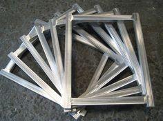 Screen Printing Aluminum Frame  http://www.screenprinterframe.com/Screen-Printing-Aluminum-Frame-1234.html