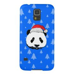 X-Mas Panda Galaxy S5 Case