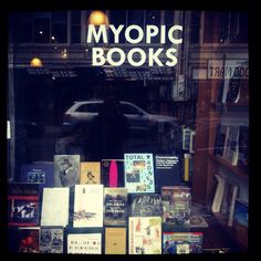 My favorite bookstore in Chicago