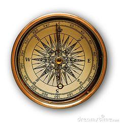 old-golden-compass-5362461.jpg (400×410)