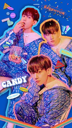 Kpop Exo, Chanyeol, Baekhyun Fanart, K Pop, Fanfic Exo, Nct, Baekhyun Wallpaper, Kpop Posters, Exo Lockscreen