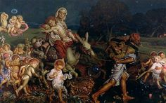 Hunt, Triumph of the Innocents (1883, Tate) (Matthew 2: 16-18).