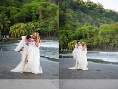 Destination Wedding Photographer, Costa Rica | Photography by Motley Mélange