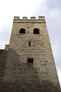 Found Faces - The Castle Face