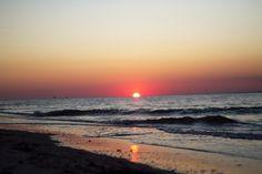 Nothing beats a Bald Head Island sunset...