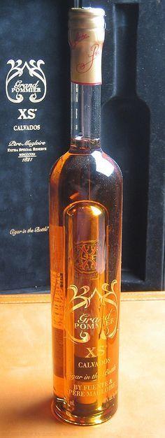 Forbidden X Grand Pommier Calvados XS Cigars And Whiskey, Good Cigars, Pipes And Cigars, Cigar Humidor, Cigar Bar, Sangria, Tequila, Rum, Cigar Accessories