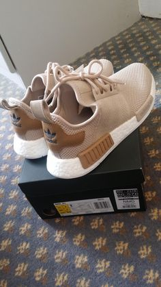 more photos f82dd 7071d Pickup Offspring x Adidas NMD Desert Sand Cool Adidas Shoes, Shoes  Sneakers,