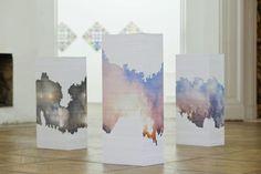 Revolutionary Art on Stacks of Paper - My Modern Met