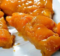 tarte tatin abricots thermomix
