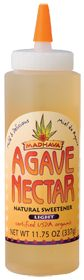 agave... sweeten coffee, cereals, cottage cheese, pancakes and also use it instead of sugar in baking.    LOW GLYCEMIC INDEX!!