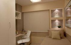 Drywall para colocar objetos de decoração
