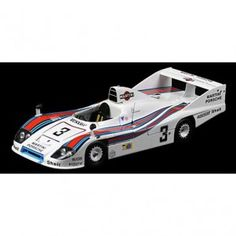 True Scale Miniatures 1/18th Porsche 936/77 Martini 1977 #03. Member Price: $195.00