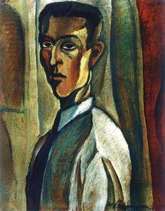 Autoportrait, par Victor Brauner
