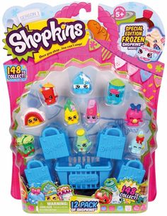 Shopkins Season 1 Collectors Guide Checklist Party