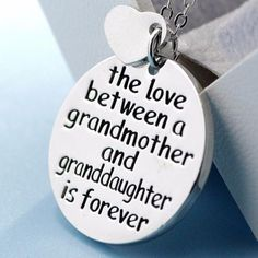 The Love Between a Grandmother and Granddaughter is Forever - Florence Scovel - 5 Mothers Day Quotes, Quotes For Kids, Family Quotes, Tattoo Oma, Granny Quotes, Grandma Birthday Quotes, I Miss You Grandma, Grandkids Quotes, Grandma Tattoos