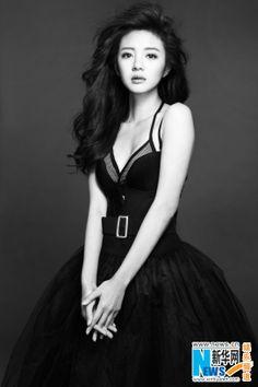 Taiwanese actress Ady An