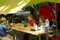 Lessons Learned While Camping - Simple Homeschool