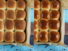 ...konyhán innen - kerten túl...: Witte bollen - Holland zsemlék Hot Dog Buns, Hot Dogs, Sweet And Salty, Hamburger, Bread, Baking, Healthy, Baby Hippo, Baguette