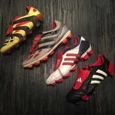 Adidas Predator selection. Which ones would you choose?