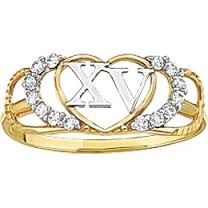 Resultado de imagen para anillos de 15 años Quinceanera, Gold Rings, Rose Gold, Jewels, Engagement Rings, Christmas, Fashion, 15 Years, Amor