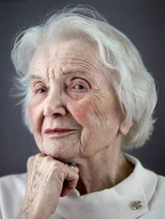 …it's about the wisdom behind them… The media is now hitting us pretty hard with gorgeous aging models. Some who've had work done and a few who haven't. They are inspiring with their gorgeous gray hair and confidence. But what about the women aging gracefully without surgical help? How comfortable are we with their images …