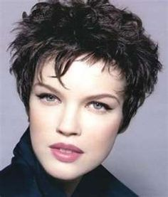 Older Women Short Hairstyle, Older Women Short Hairstyles, Short Hair ...
