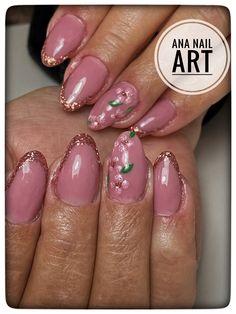 Spring Nails, Nail Art, Nail Arts, Art Nails