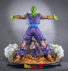TSUME - Dragon Ball Z Piccolo - Junior - Redemption HQS Packshot