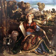 Dosso Dossi, Circe, (1490 1542)