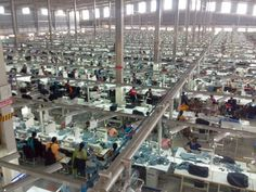 Online Clothing Study: How to Calculate Production Capacity of a Factory?