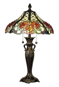 Mary Poppins Tiffany Lamp Hailing from a posh mansion that boasted of velvet upholstery and Art Nouveau statuaries, a classic replica of a prized fixture endures yet another era. Stained Glass Light, Tiffany Stained Glass, Tiffany Glass, Louis Comfort Tiffany, Art Nouveau, Art Deco, Tiffany Art, Chandelier Lamp, Chandeliers