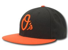 Baltimore Orioles New Era MLB Authentic Collection 59FIFTY Hats