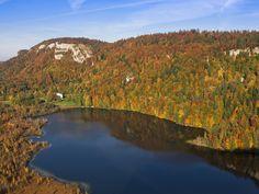 lac de Bonlieu - BONLIEU - Jura Tourisme FRANCE