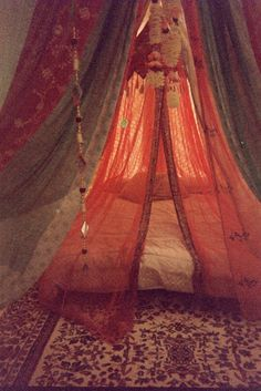 Bohemian Pages: In Tents...