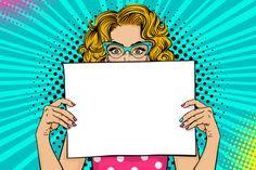 Basic RGB - Buy this stock vector and explore similar vectors at Adobe Stock Basic RGB Comic Kunst, Comic Art, Pop Art Women, Pop Art Wallpaper, Pop Art Girl, Cute Comics, Female Art, Pin Up, Royalty Free Stock Photos
