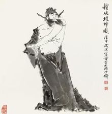 Fan Zeng artist most expensive painting - coming in at US$163,176,152 auction totals and considered China's most valuable artist! http://www.richardburkejones.com