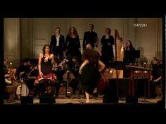 Ensemble l'Arpeggiata alfonsina y el mar - YouTube